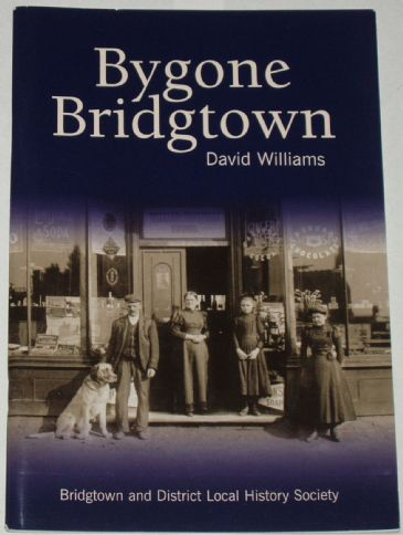 Bygone Bridgtown, by David Williams